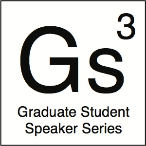 Graduate Student Speakers Series logo